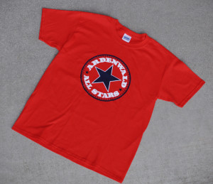 Tshirt - red - WEB